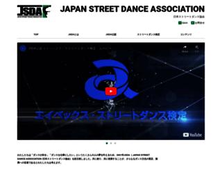 jsda.info screenshot