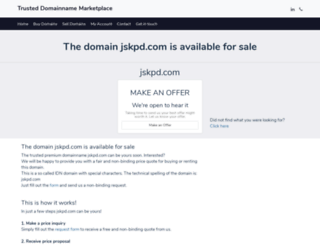 jskpd.com screenshot