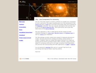 jsky.sourceforge.net screenshot
