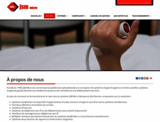 jsmmicro.com screenshot