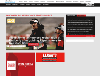 jsonline.wissports.net screenshot
