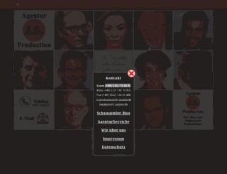 jsproduction.de screenshot