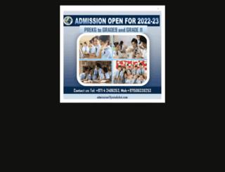 jssisdubai.com screenshot
