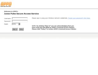 jssl.oppd.com screenshot