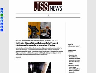 jssnews.com screenshot