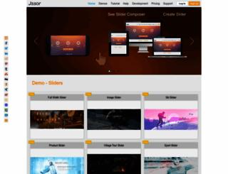 jssor.com screenshot