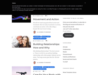 jstockburger.com screenshot