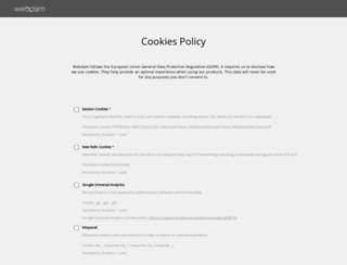 jsu.webdamdb.com screenshot