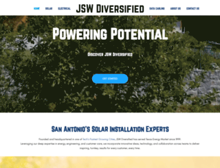 jswdiversified.com screenshot