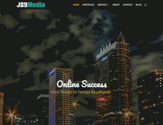 jsymedia.com screenshot