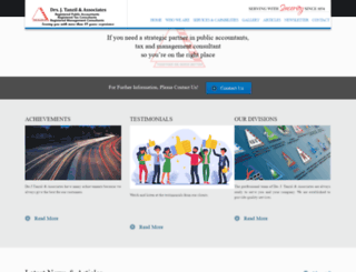 jtanzilco.com screenshot