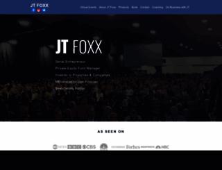 jtfoxx.com screenshot