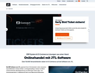 jtl-software.de screenshot