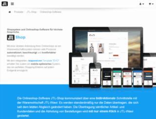 jtl-themenshop.de screenshot