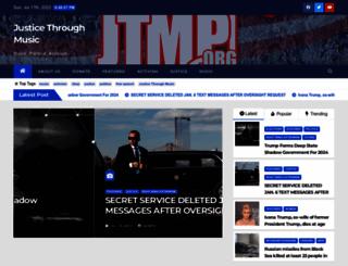 jtmp.org screenshot