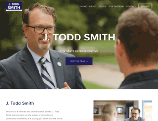 jtoddsmith.com screenshot