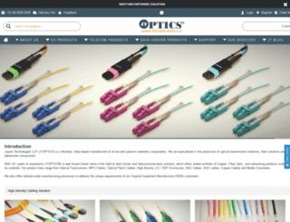 jtoptics.com screenshot