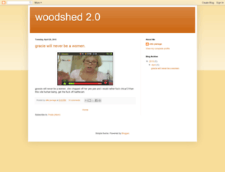 jtvwoodshed.blogspot.co.uk screenshot