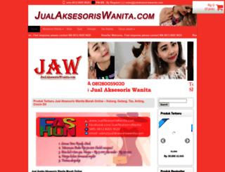 jualaksesoriswanita.com screenshot
