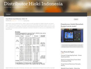 jualhioki.wordpress.com screenshot