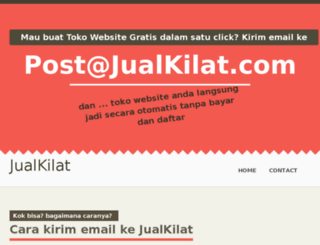 jualkilat.com screenshot