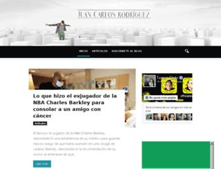 juancarlosrodriguez.net screenshot