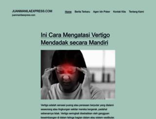 juanmanilaexpress.com screenshot
