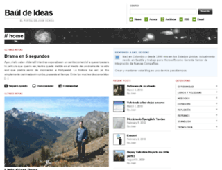 juanochoa.com screenshot