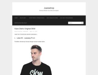 juarashop.com screenshot