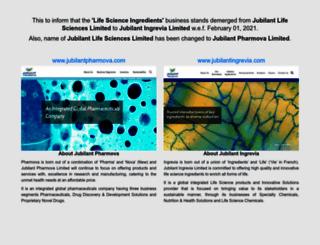 jubl.com screenshot