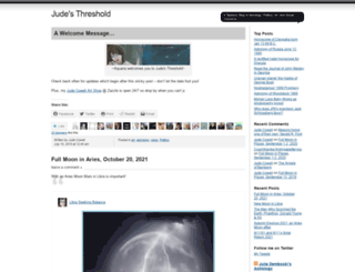 judecowell.wordpress.com screenshot