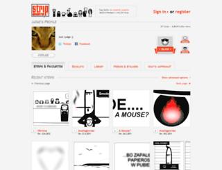 judge.stripgenerator.com screenshot