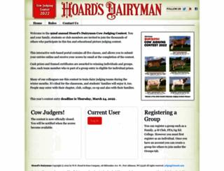 judging.hoards.com screenshot