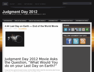 judgmentday2012.org screenshot