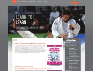 judoforall.org screenshot