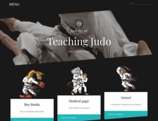 judoles.nl screenshot