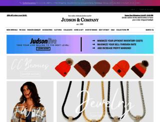 judson.biz screenshot