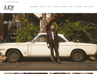 judyink.com screenshot