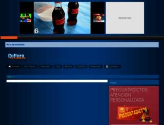 juego-de-tronos.culturaencadena.com screenshot