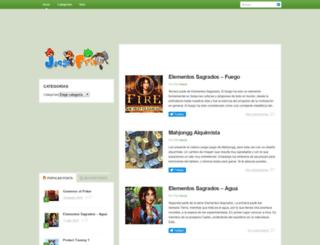 juegofriv.biz screenshot