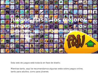 juegos-flash.com.mx screenshot