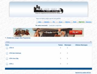 juegos-gratis.gratis-foro.com screenshot