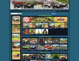 juegoscarros2.com screenshot