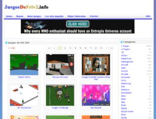 juegosdefriv250.juegosdefriv2.info screenshot