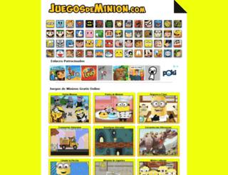 juegosdeminion.com screenshot