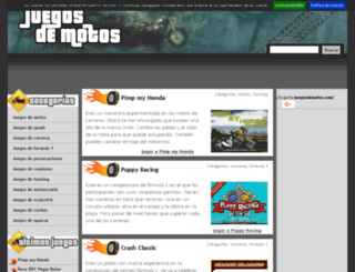 juegosdemotos.com screenshot