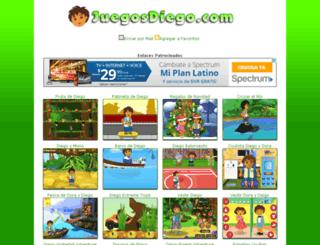 juegosdiego.com screenshot
