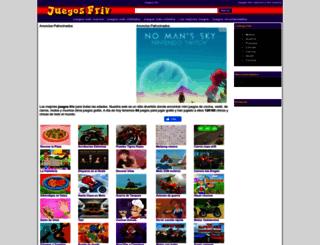 juegosfriv.info screenshot
