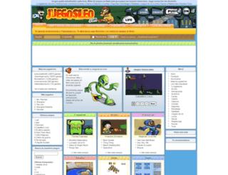 juegosleo.com screenshot