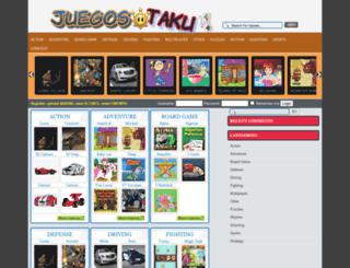juegosotaku.wikianime.net screenshot